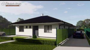Lukratívny stavebný pozemok 833 m2 v obci Štitáre pri Nitre ZNÍŽENÁ CENA !!